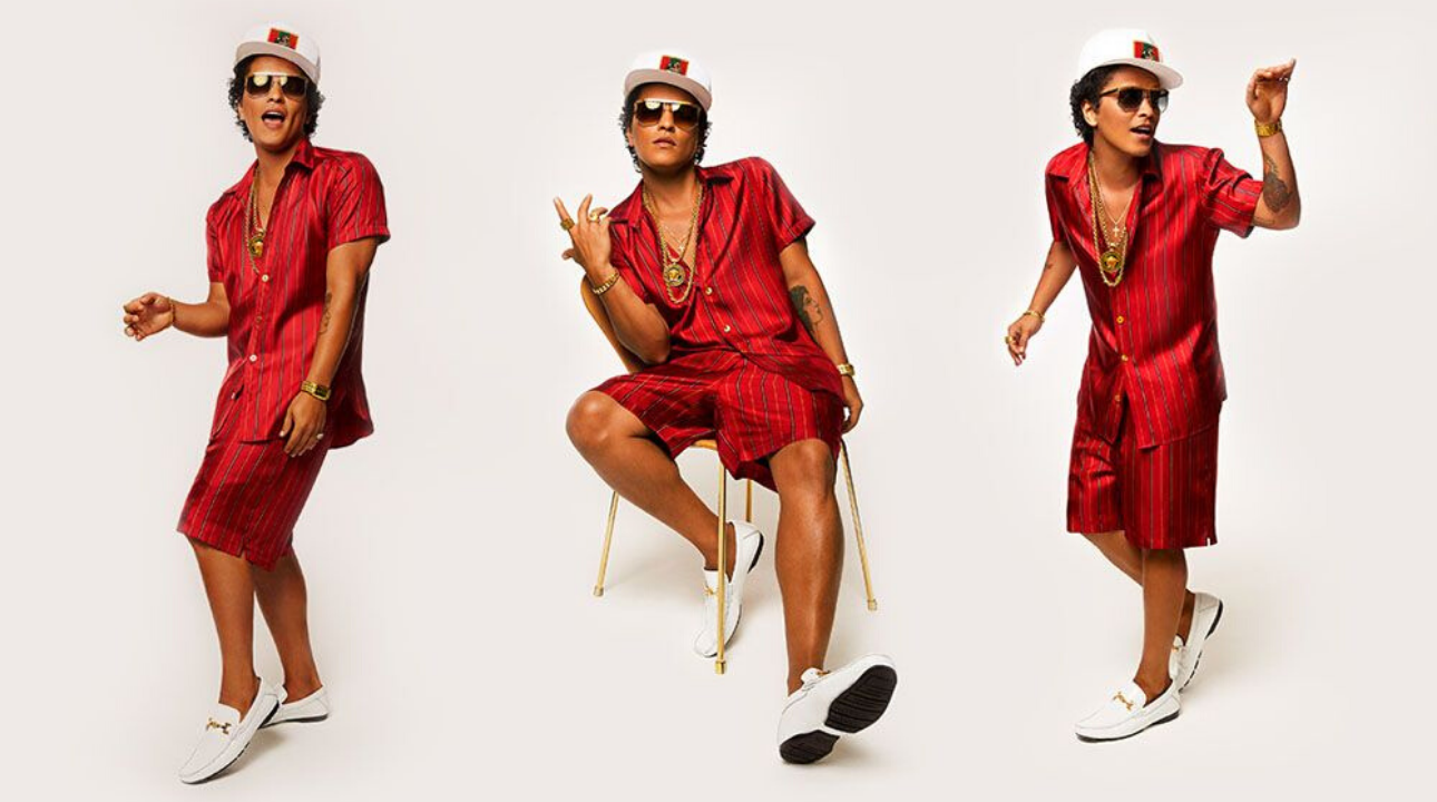 Bruno Mars estrena residència per als seus concerts