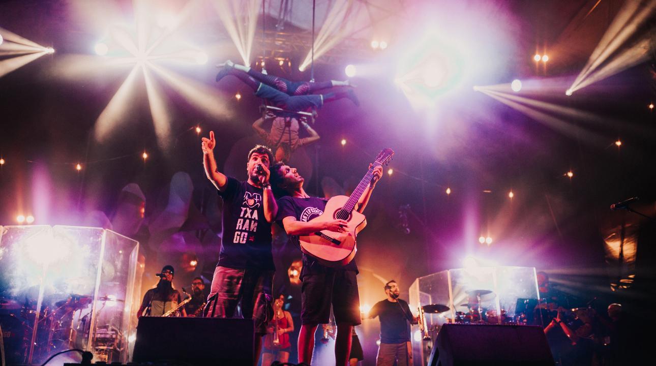 Txarango anuncia nou disc, gira i la dissolució del grup