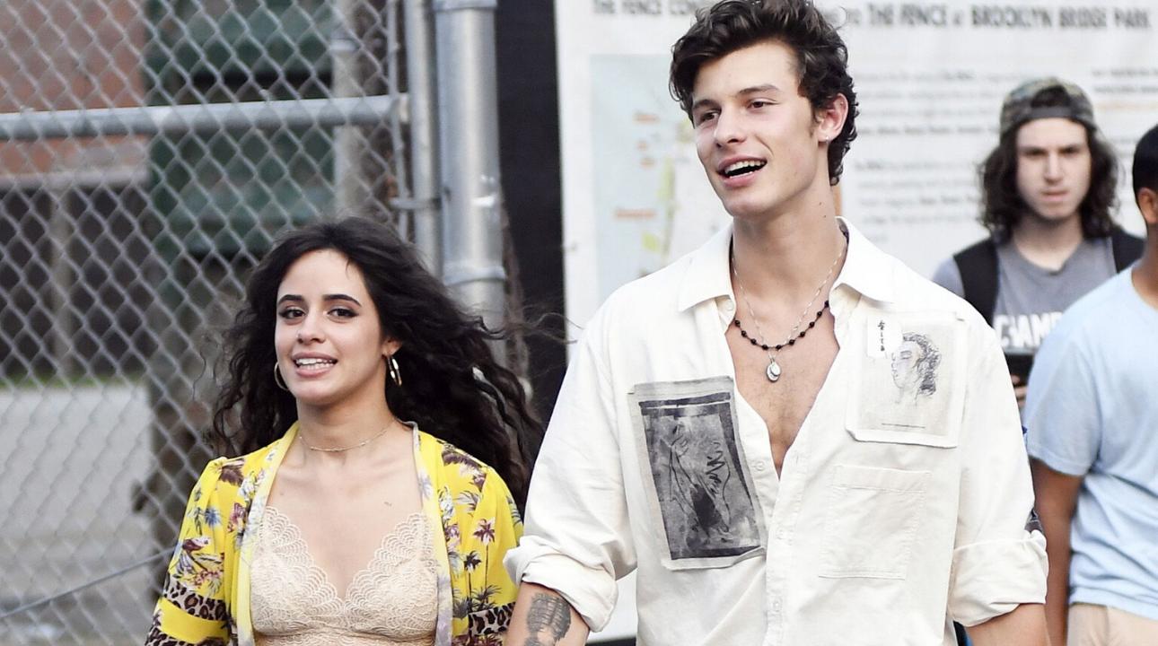 El mot afectuós entre Camila Cabello i Shawn Mendes