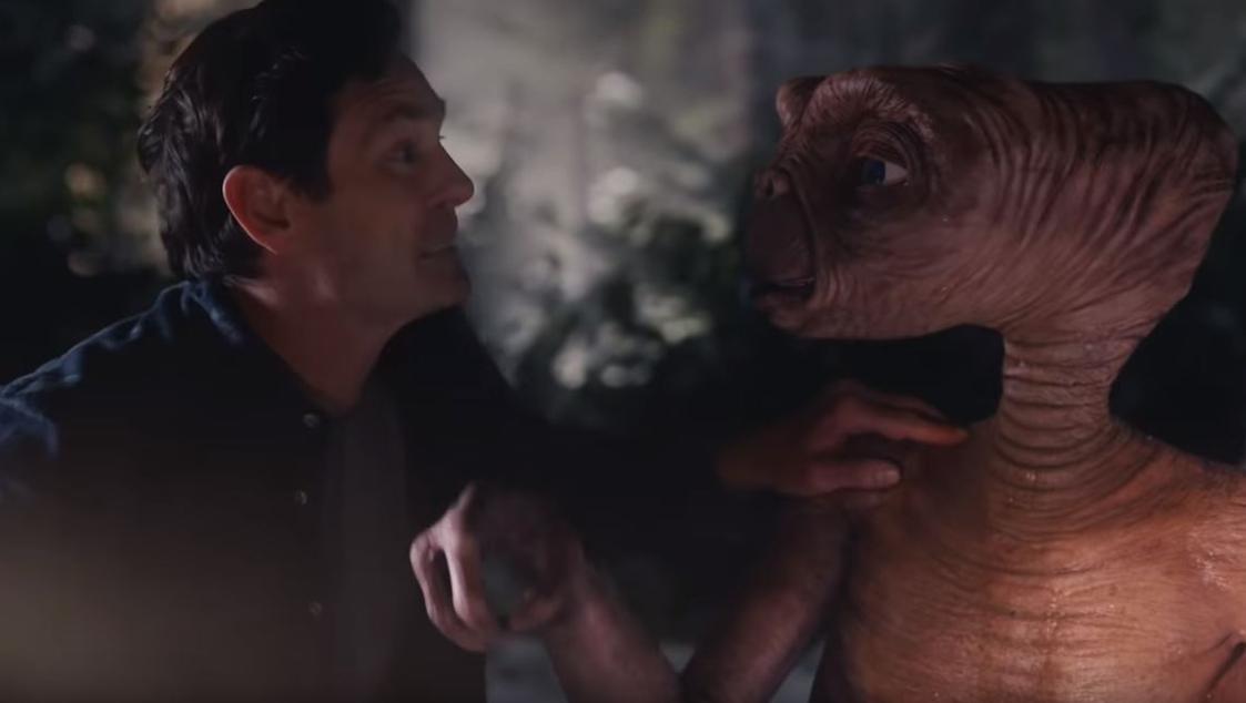 """L'anunci d""""E.T.', que ha emocionat a tot el món"""