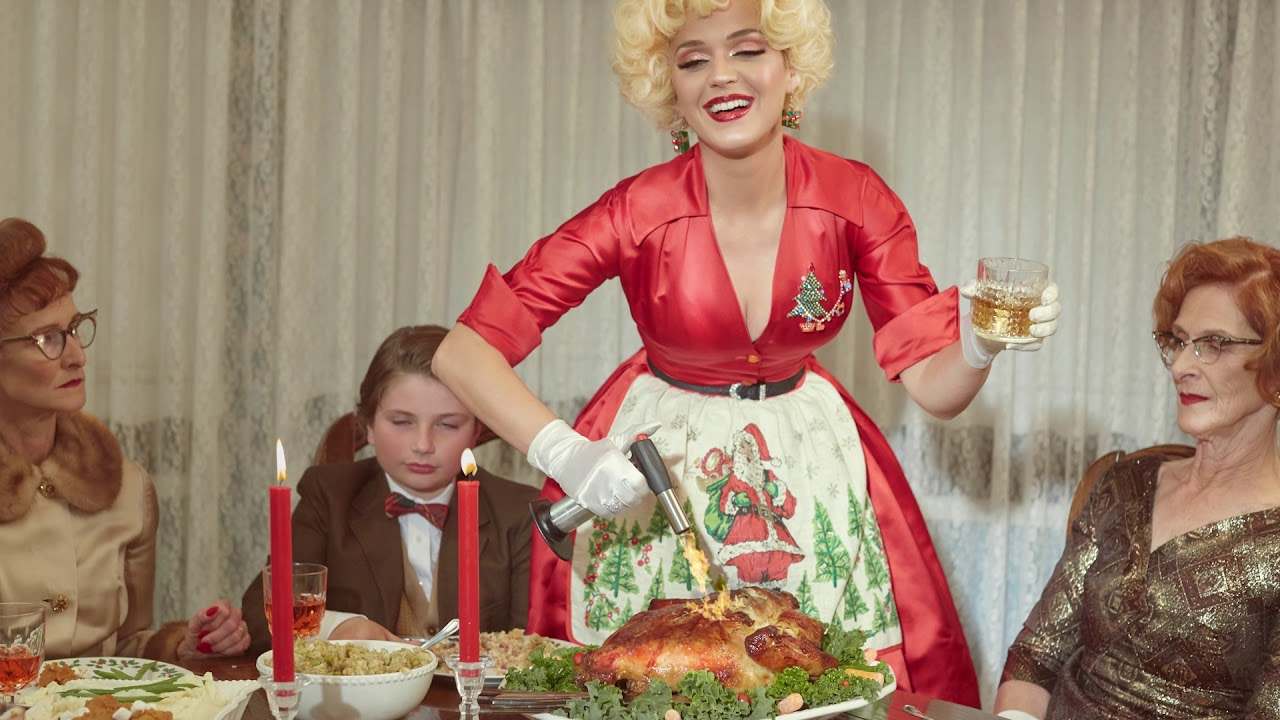 Katy Perry estrena la seva cançó nadalenca