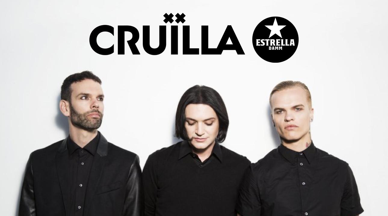Placebo se suma al cartell del Festival Cruïlla 2020