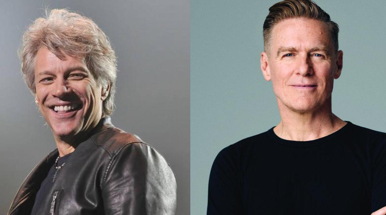 Bon Jovi i Bryan Adams van junts de gira