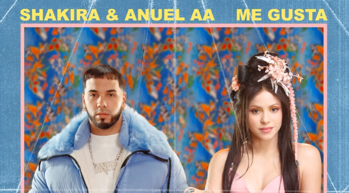 Crítiques a Shakira per la nova cançó 'Me gusta' amb Anuel AA