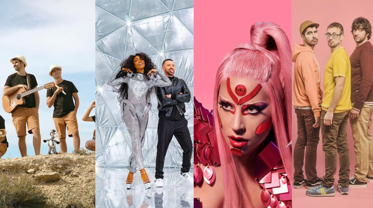 Lady Gaga, Xanguito, Justin Timberlake i Gertrudis, novetats d'aquesta setmana a RAC105