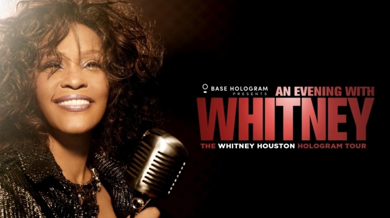 L'holograma de Whitney Houston arrenca una gira internacional