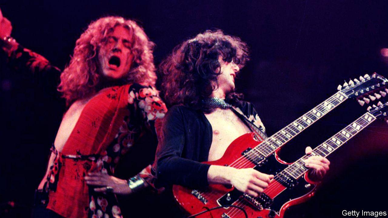 Led Zeppelin guanya als tribunals pel seu èxit més important