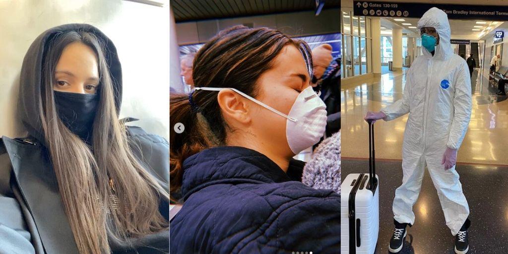 Com han reaccionat els famosos al coronavirus?