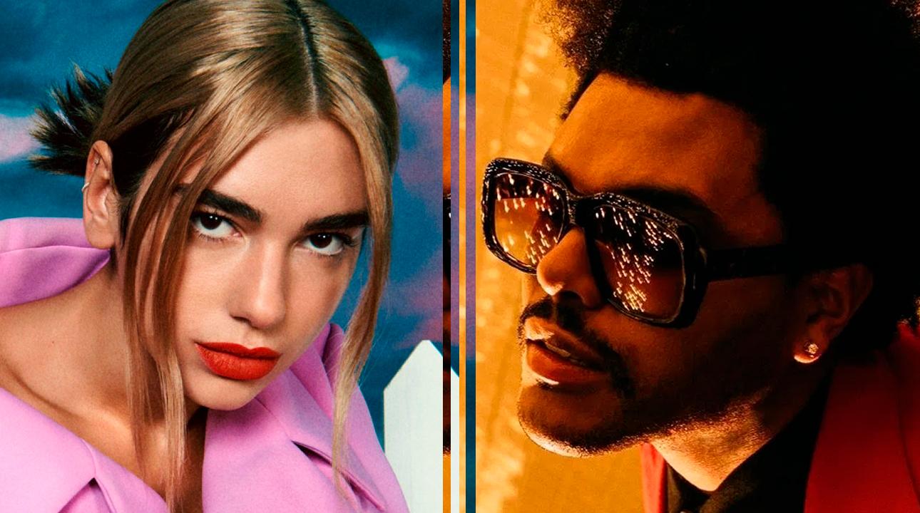 The Weeknd i Dua Lipa, entre les novetats de la setmana