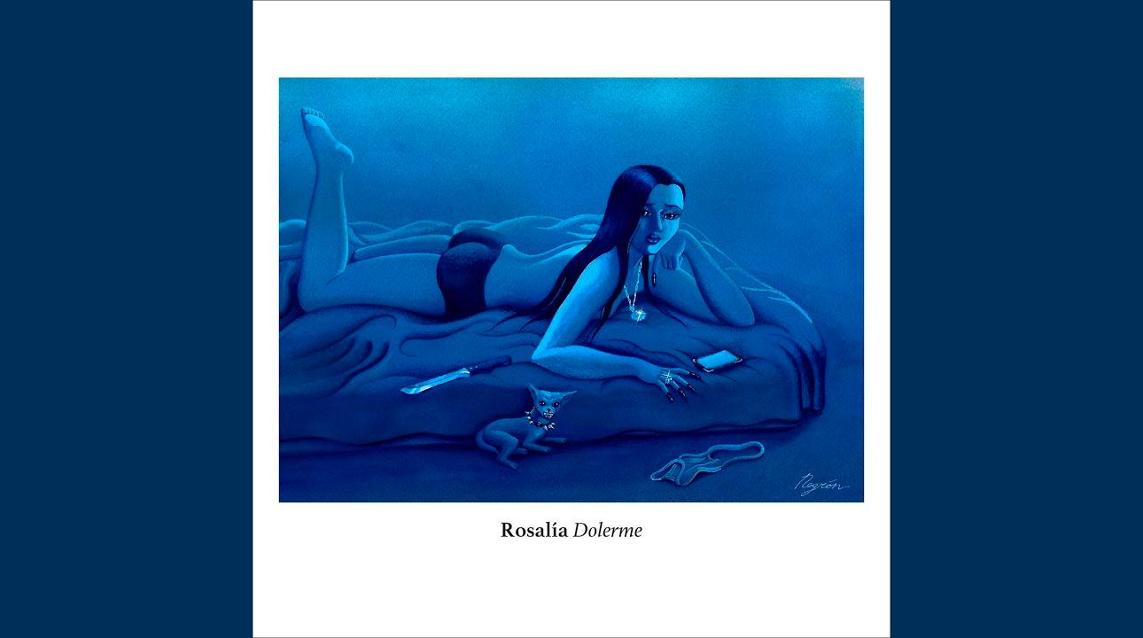 'Dolerme', la nova cançó de Rosalía