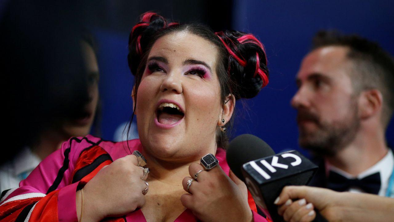 Netta i polida: Així és la cançó de la guanyadora d'Eurovisió per prevenir el coronavirus
