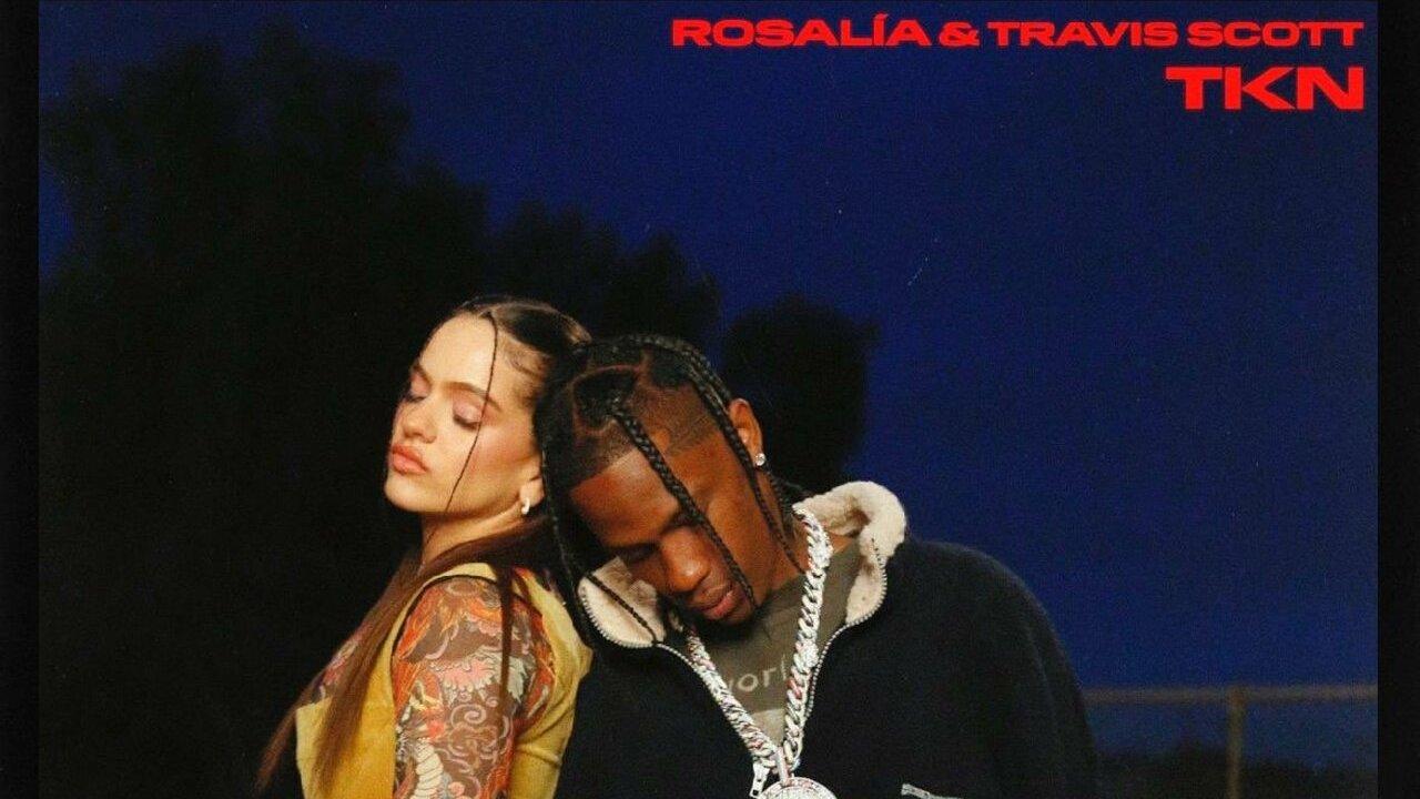 Rosalía publica 'TKN' amb la col·laboració de Travis Scott