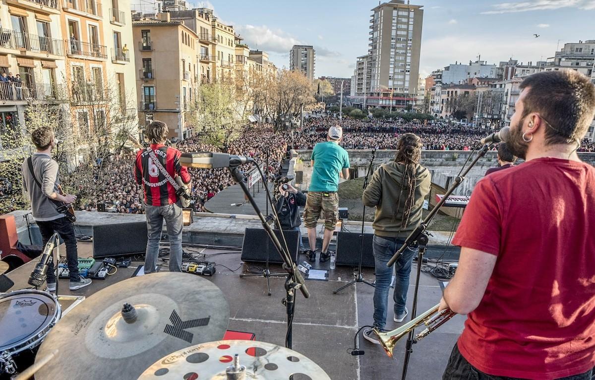 El Festival Strenes 3.0 de Girona es reinventa