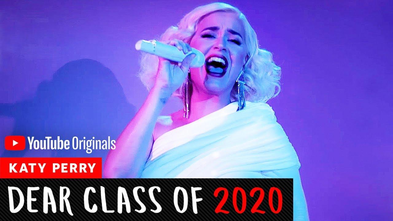Les actuacions de Katy Perry, Camila Cabello, Alicia Keys o Chris Martin al Dear Class Of 2020