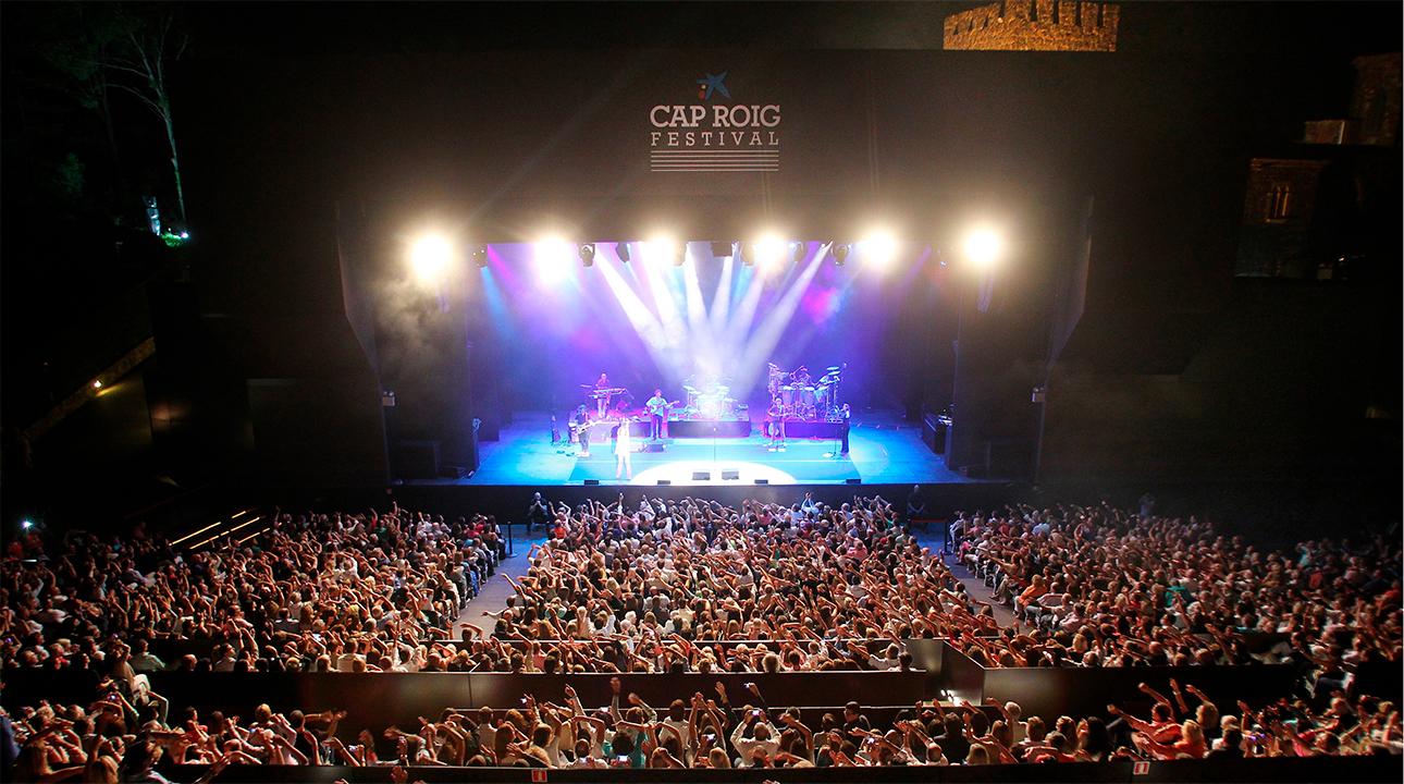 El Festival de Cap Roig s'ajorna fins el 2021 i avança els primers artistes confirmats