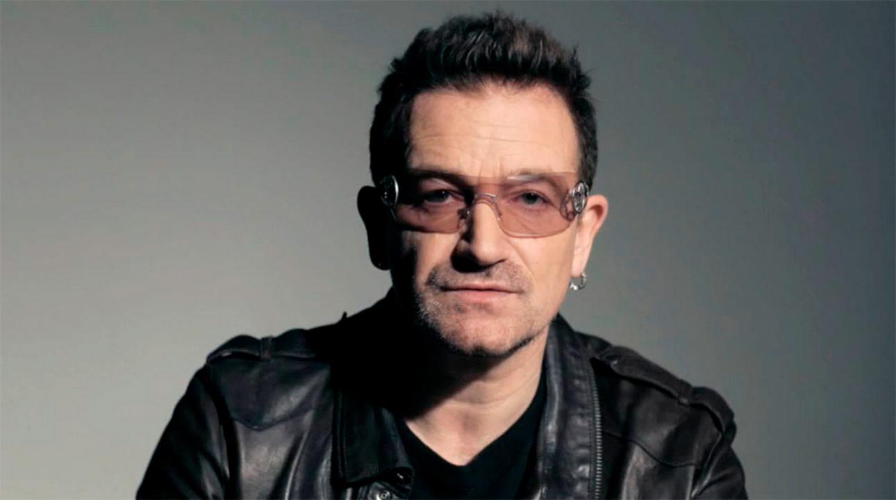 Bono presenta una versió coral de 'Beautiful Day' amb grans artistes