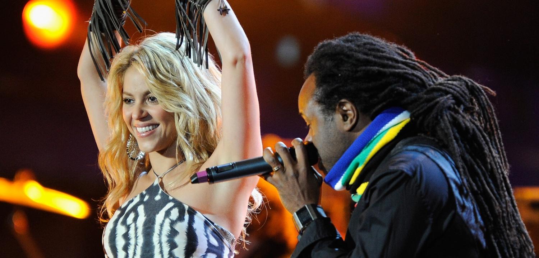Així sona la col·laboració entre Shakira i Black Eyed Peas
