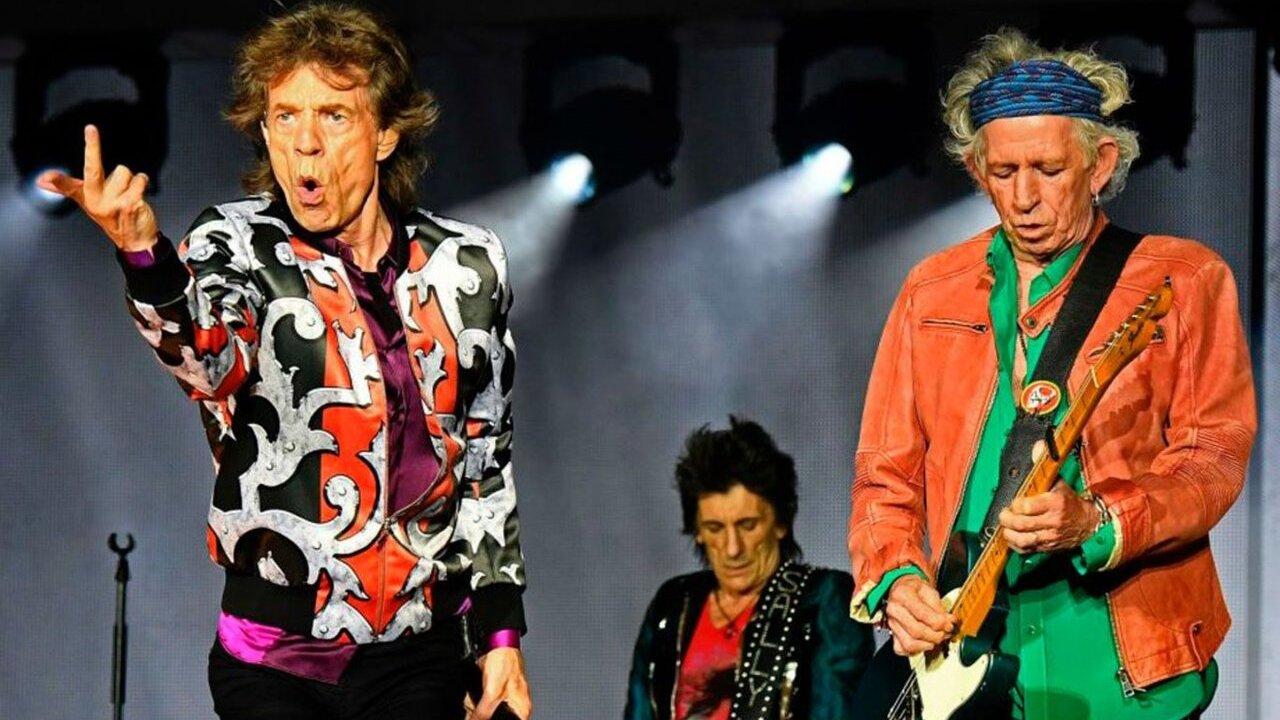 Els Rolling Stones obren una botiga a Londres