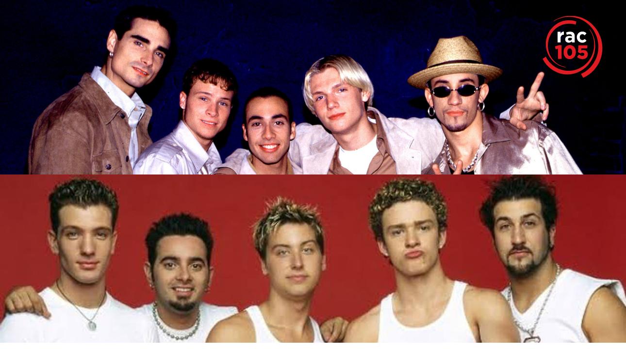 Backstreet Boys i NSYNC podrien estar preparant una col·laboració conjunta