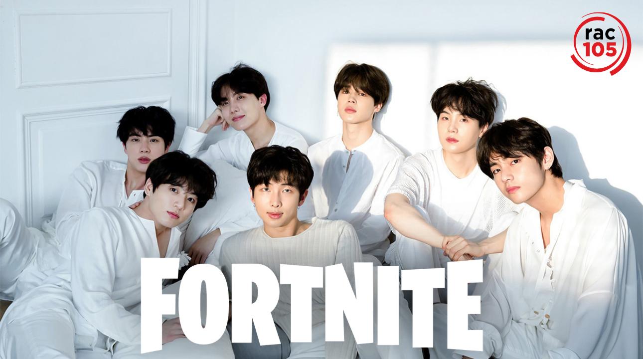 Els BTS faran un concert al videojoc Fortnite