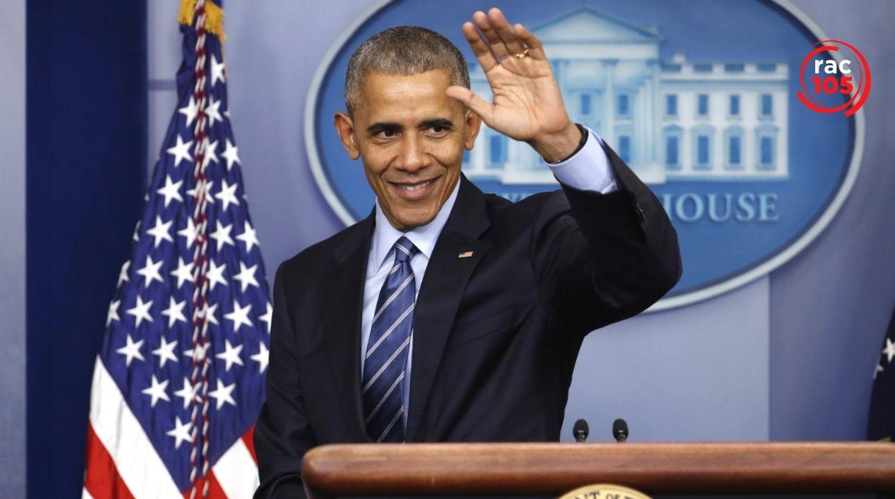 Barack Obama revela la música que escoltava quan era president