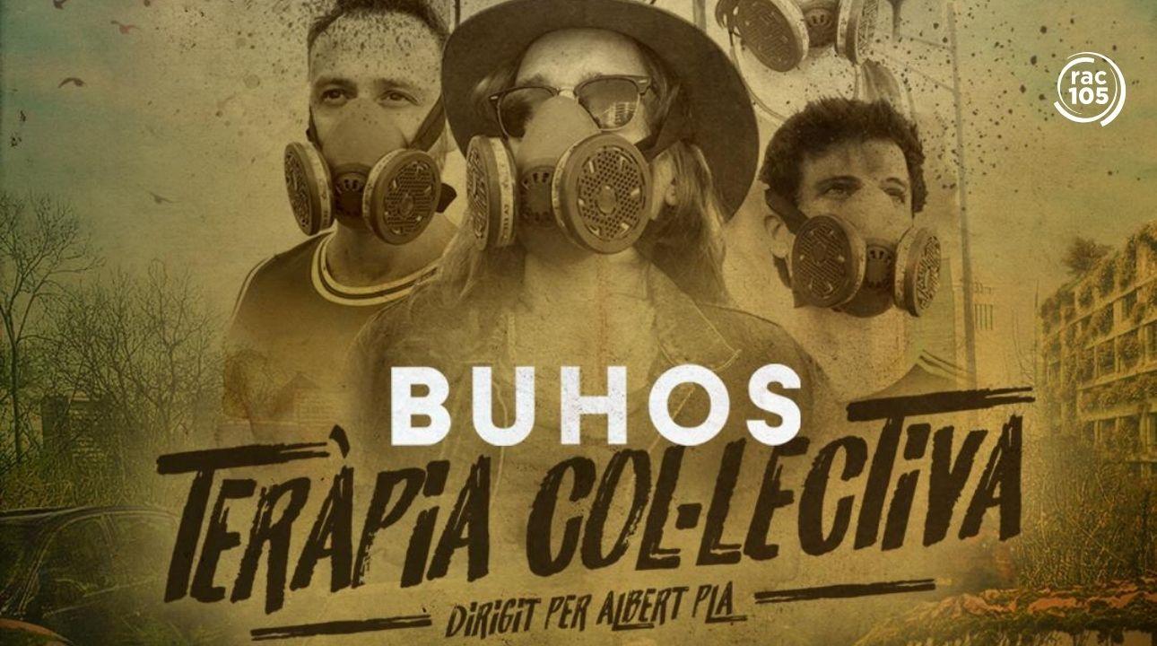 'Teràpia col·lectiva': l'espectacle de Buhos a teatres i auditoris de tot Catalunya dirigit per Albert Pla