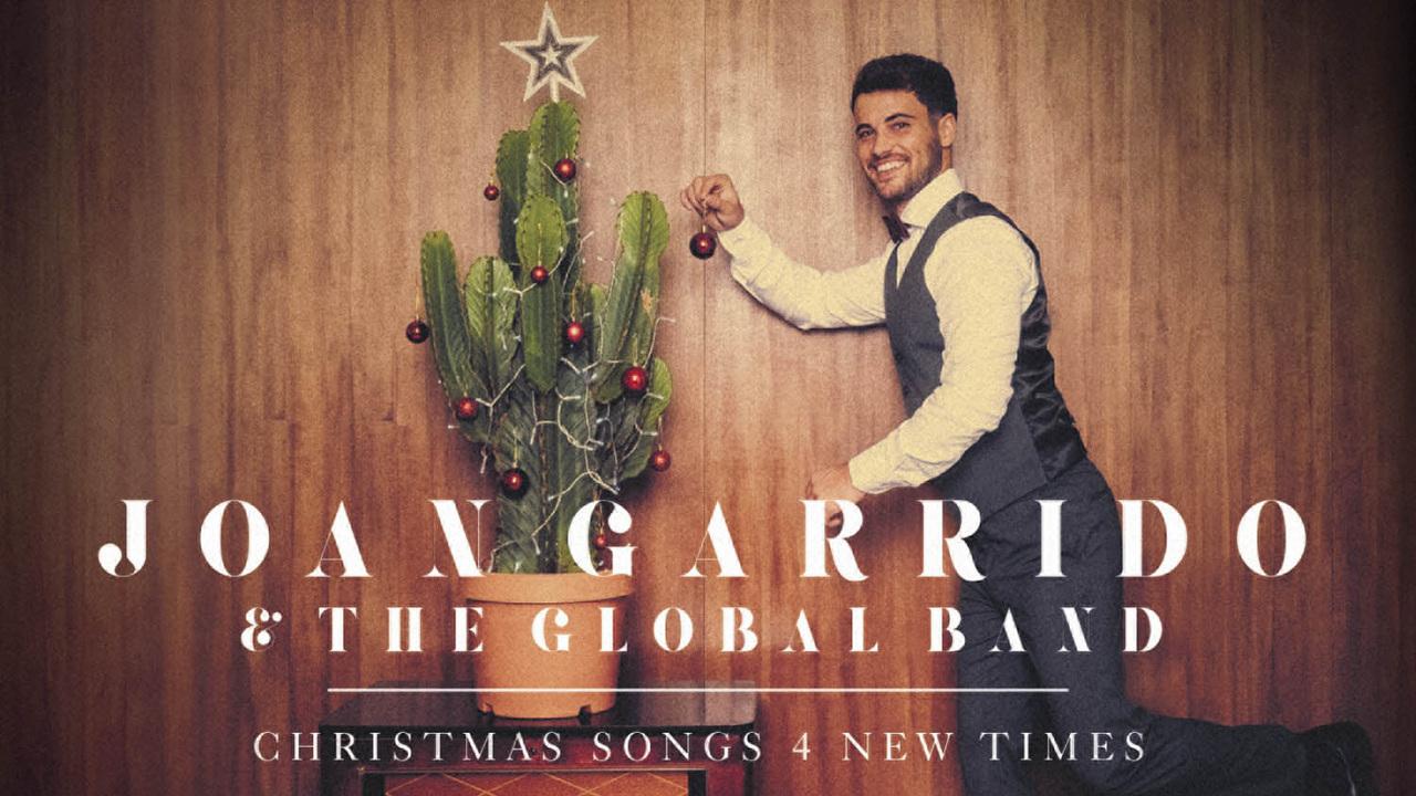Joan Garrido presenta un àlbum de Nadal