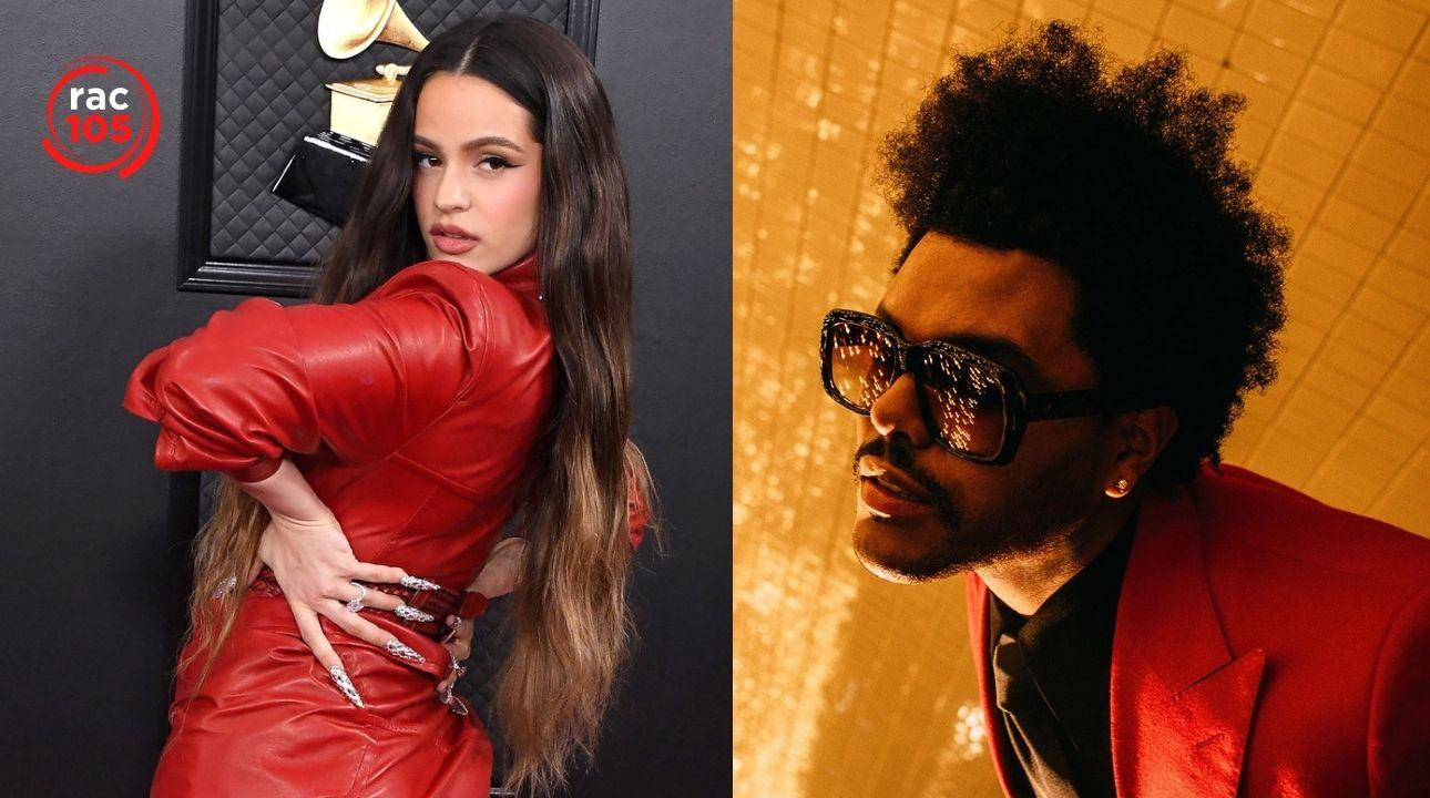 Rosalía i The Weeknd podrien fer una col·laboració conjunta