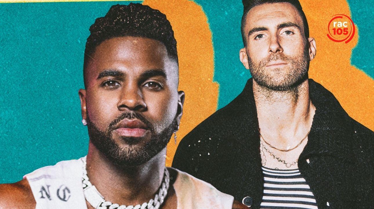 Jason Derulo i Adam Levine de Maroon 5 publicaran una cançó conjunta