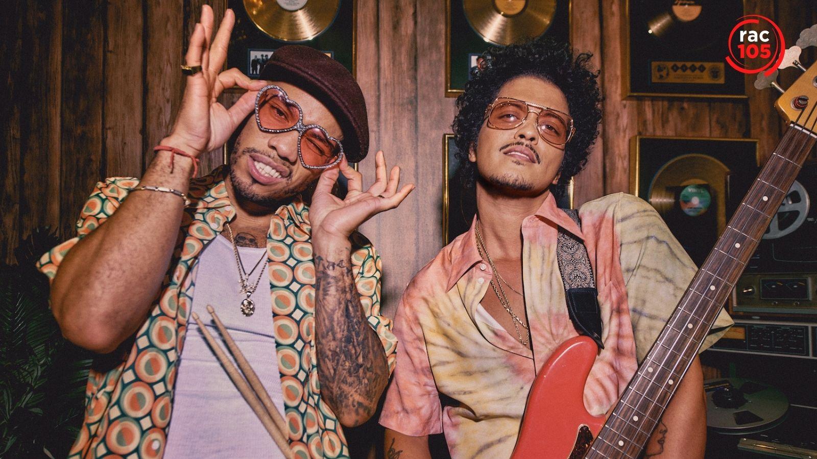 Bruno Mars i Anderson .Paak publiquen la primera cançó del seu nou projecte 'Silk Sonic'