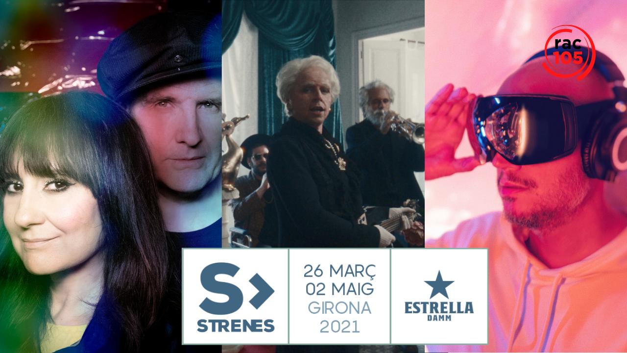 El Festival Strenes de Girona encara el seu últim cap de setmana amb Oques Grasses, La Casa Azul, Amaral i Arnau Griso