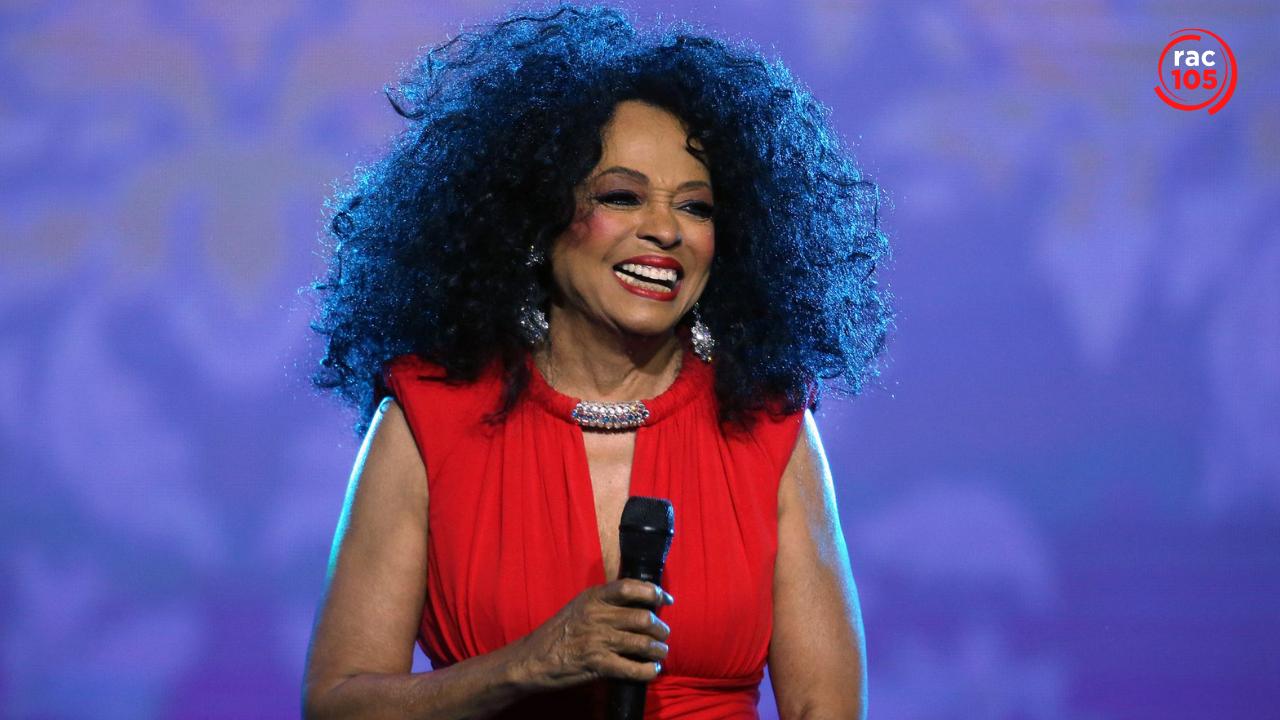 Diana Ross presenta la nova cançó 'Thank you', el primer single del nou disc