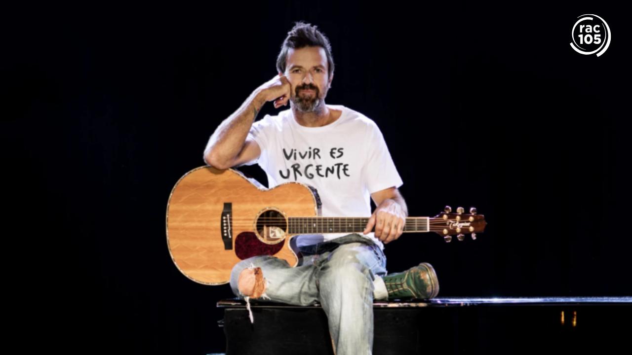 """""""Vivir es urgente"""": la samarreta dissenyada per Pau Donés per ajudar a investigar el càncer"""