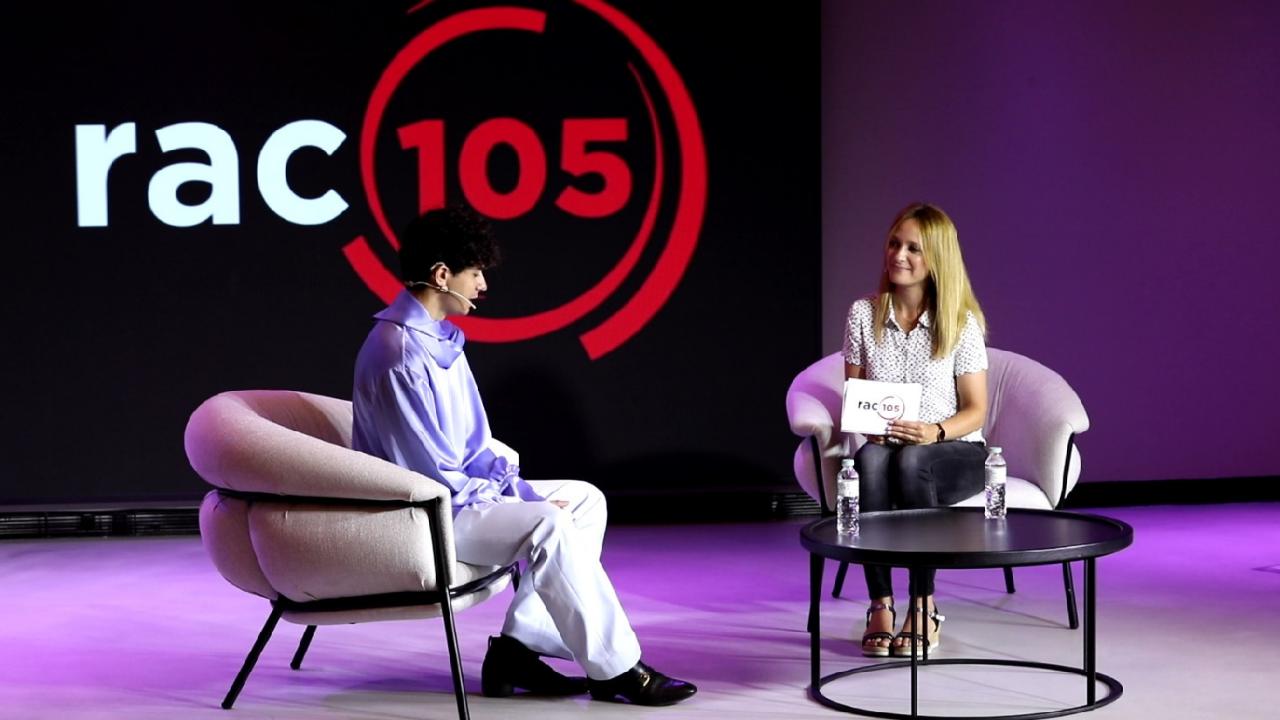 """RAC105 entrevista Alfred García: """"El nou disc és més lliure, m'hi sento jo al 100%"""""""