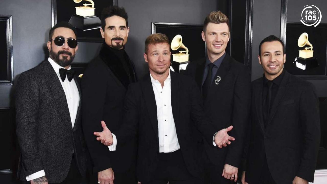 Tornen els Backstreet Boys amb un xou molt especial