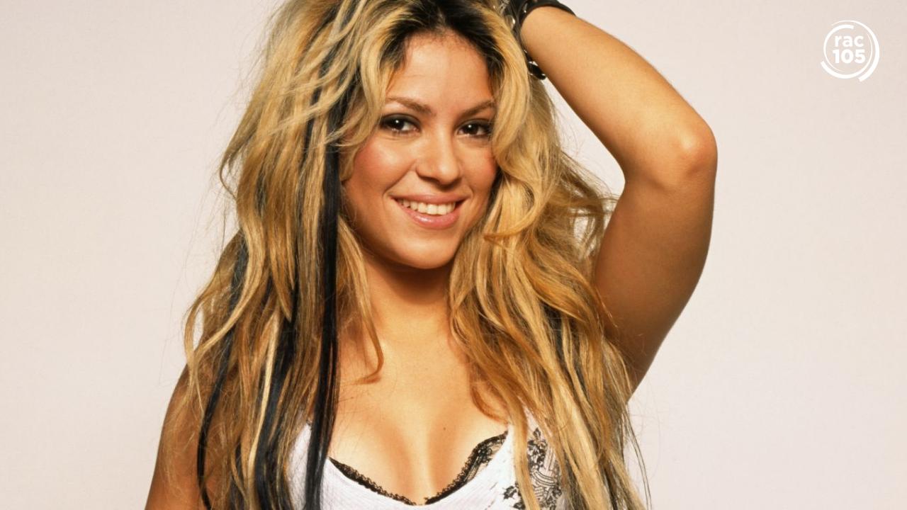 RAC105, la ràdio que escolta Shakira