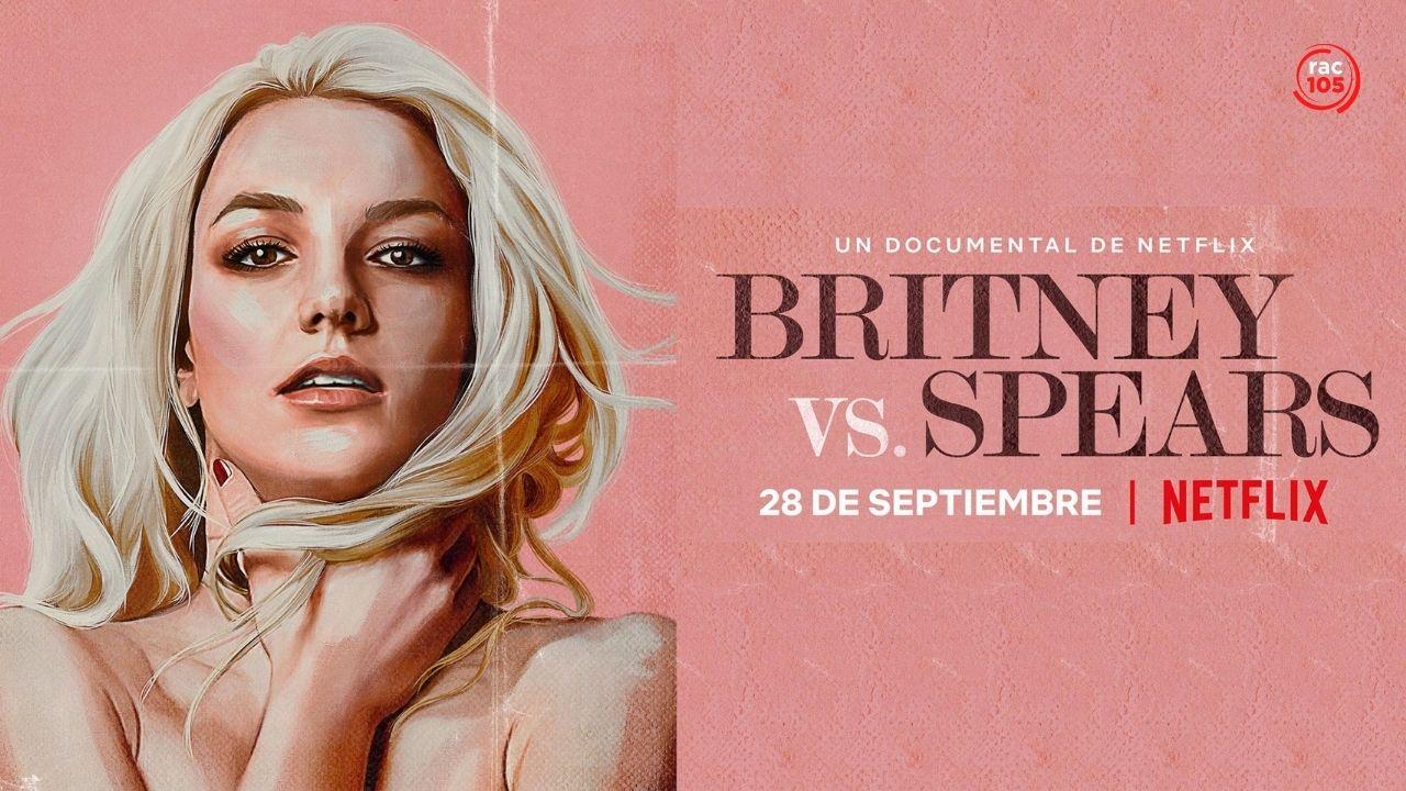 Netflix estrena el documental de Britney Spears 'Brtiney vs Spears'