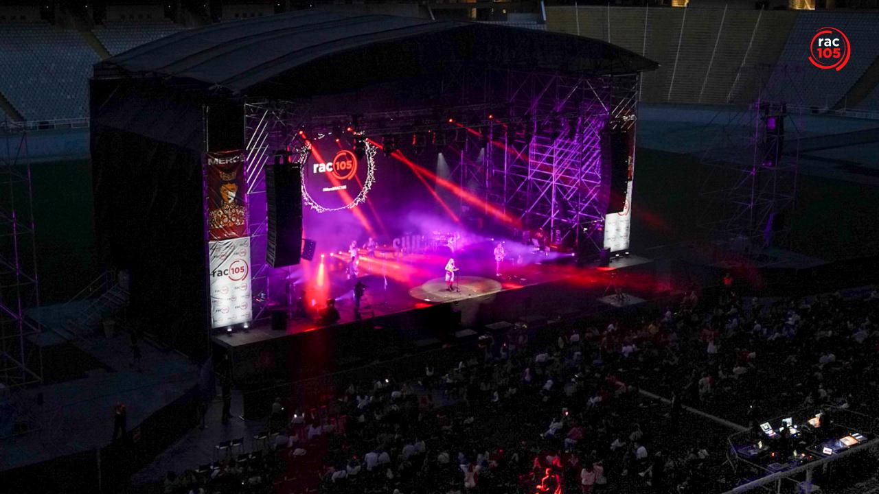 Gran èxit de la #MercèRAC105 amb els concerts de Porto Bello, Suu i La Fúmiga, amb la col·laboració de Carlos Sadness, Samantha i The Tyets
