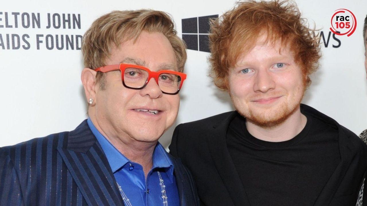 Ed Sheeran i Elton John publicaran una cançó de Nadal