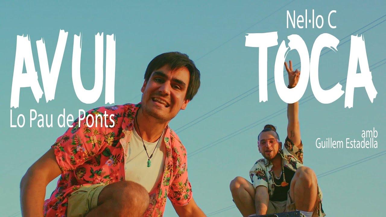 Lo Pau de Ponts publica el videoclip d''Avui toca'
