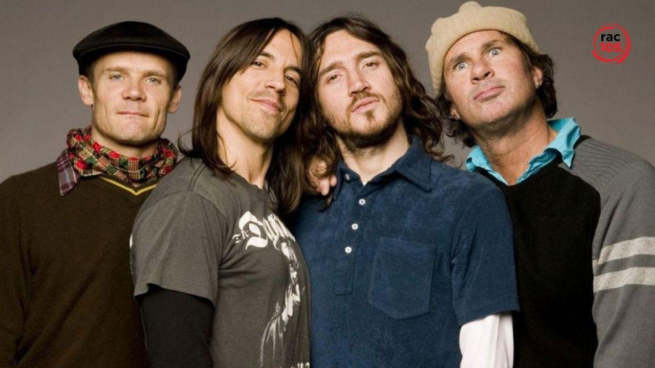 Red Hot Chili Peppers actuaran a l'Estadi Olímpic de Barcelona dins la seva gira mundial