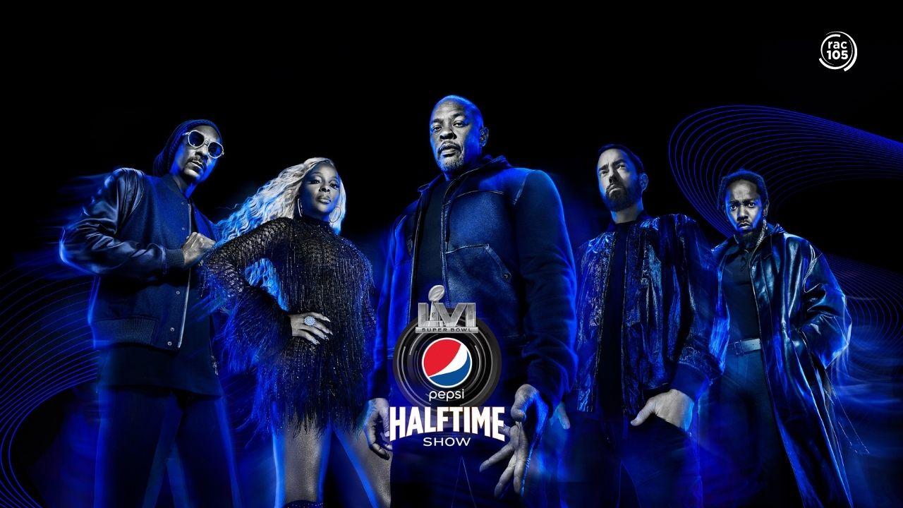 Aquests son els artistes que actuaran a la mitja part de la Super Bowl 2022
